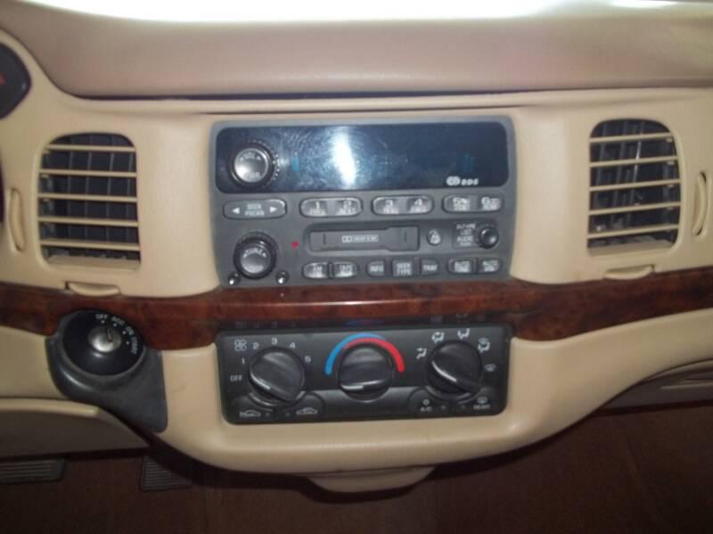 2000 Chevrolet Impala 4dr Sedan - Albion NE