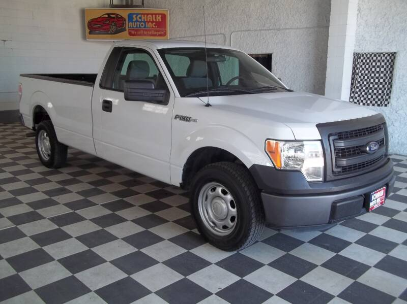 2014 Ford F-150 4x2 XL 2dr Regular Cab Styleside 8 ft. LB - Albion NE