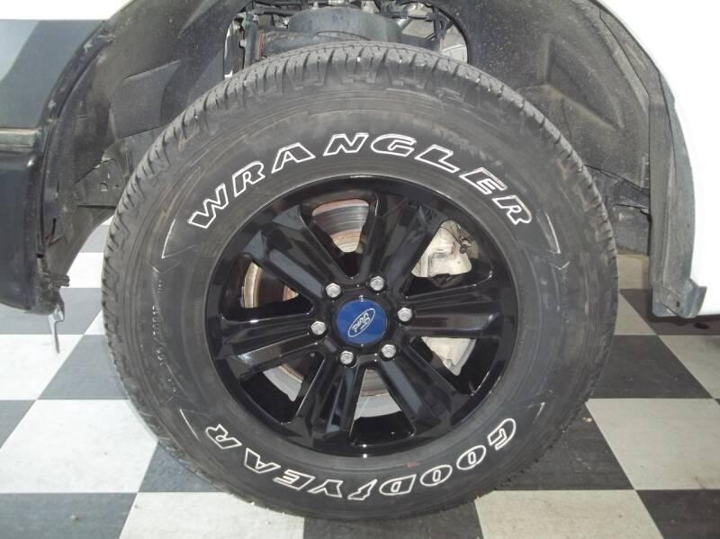 2015 Ford F-150 4x4 XL 4dr SuperCab 6.5 ft. SB - Albion NE