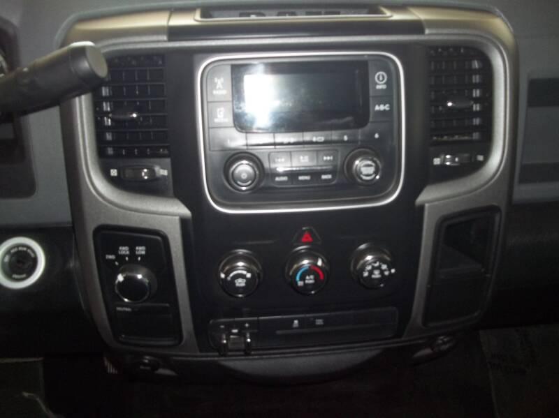 2013 RAM Ram Pickup 1500 4x4 Express 4dr Crew Cab 5.5 ft. SB Pickup - Albion NE