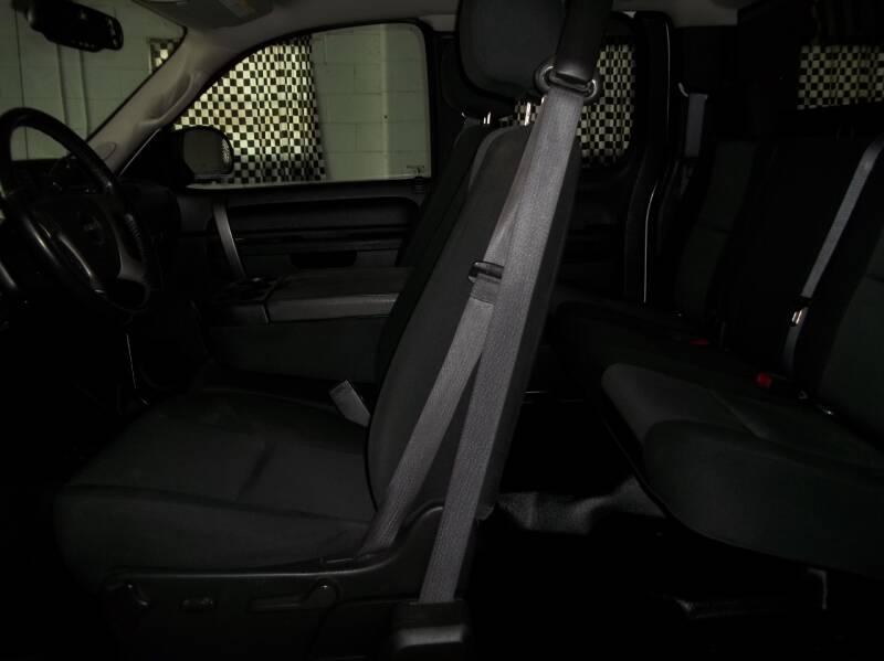 2013 GMC Sierra 2500HD 4x4 SLE 4dr Extended Cab LB - Albion NE
