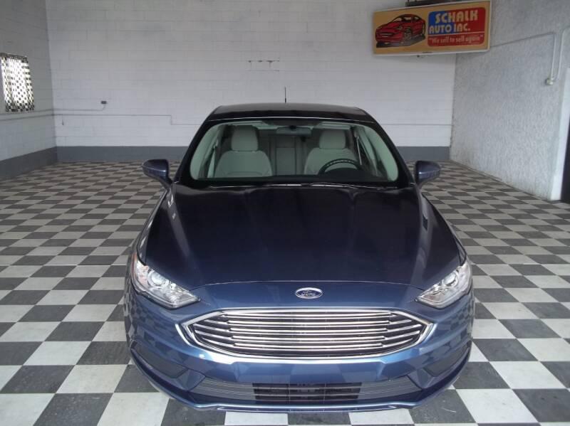 2018 Ford Fusion Hybrid SE 4dr Sedan - Albion NE
