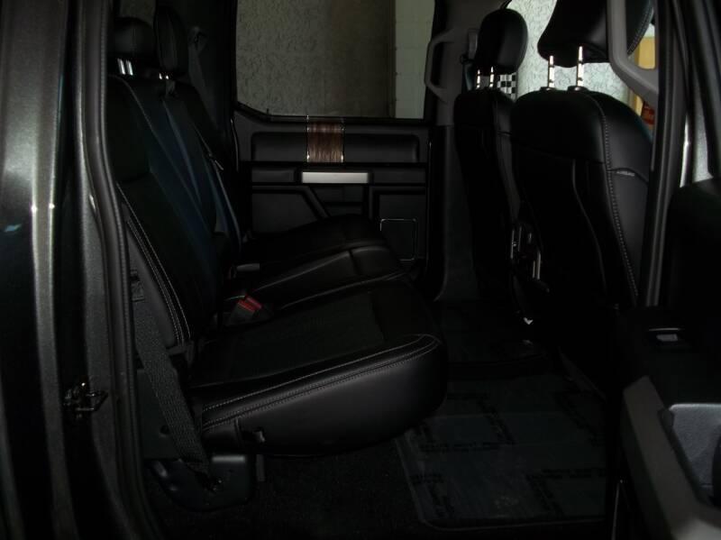 2019 Ford F-150 4x4 Lariat 4dr SuperCrew 5.5 ft. SB - Albion NE