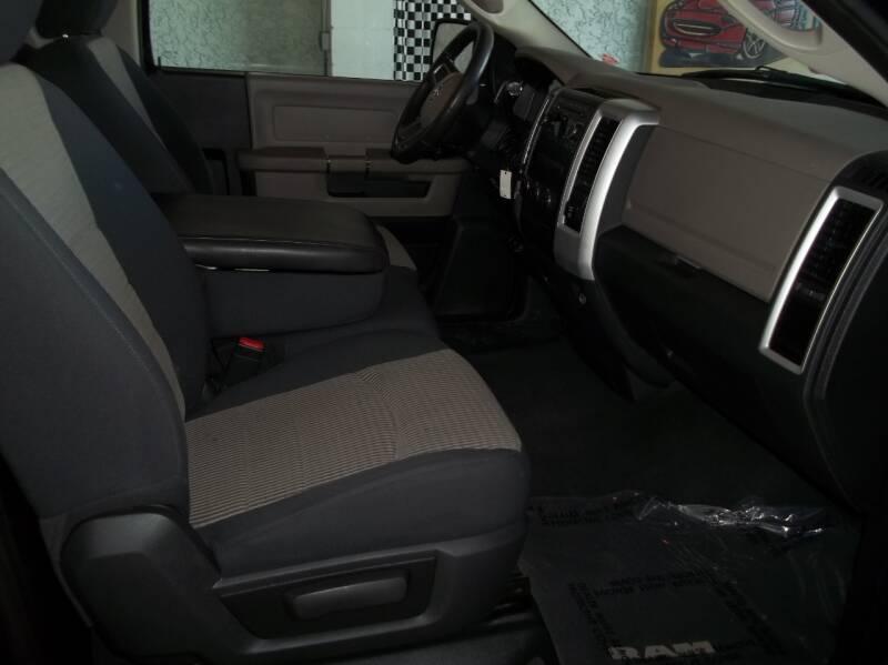 2010 Dodge Ram Pickup 1500 4x4 TRX4 Off Road 2dr Regular Cab 8 ft. LB Pickup - Albion NE