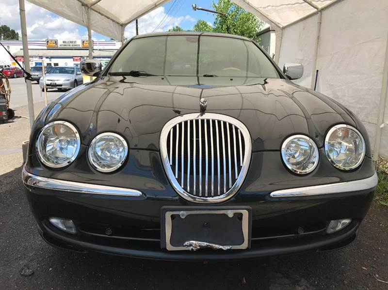 2002 Jaguar S Type 3.0 4dr Sedan   Suitland MD