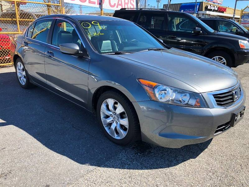 2009 Honda Accord EX L 4dr Sedan 5A   Suitland MD