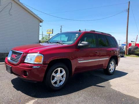 2006 GMC Envoy for sale in Suitland, MD