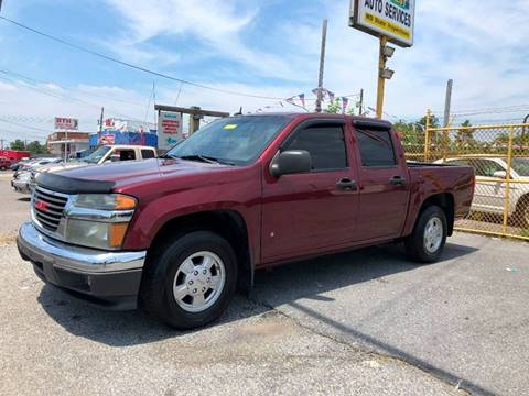 2008 GMC Canyon for sale in Suitland, MD