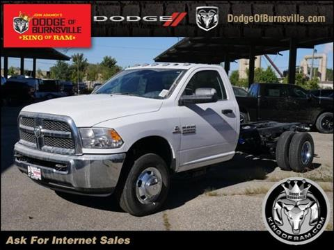 2017 RAM Ram Chassis 3500 for sale in Burnsville, MN