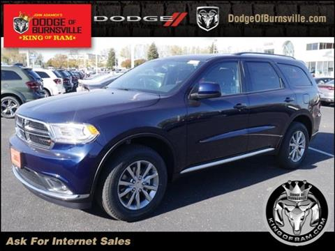 2018 Dodge Durango for sale in Burnsville, MN