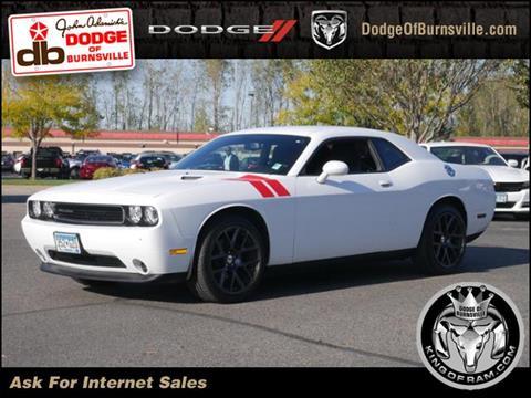 2011 Dodge Challenger for sale in Burnsville, MN