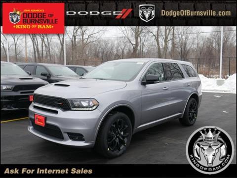 New Dodge Durango For Sale In Burnsville Mn Carsforsale Com