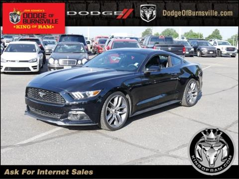 2016 Ford Mustang for sale in Burnsville, MN