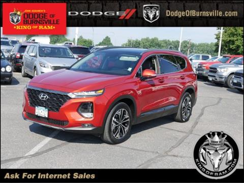 2019 Hyundai Santa Fe for sale in Burnsville, MN