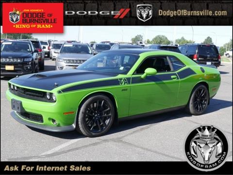 2017 Dodge Challenger for sale in Burnsville, MN