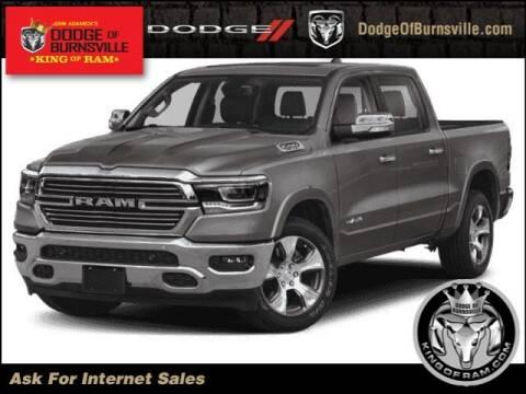 2020 RAM Ram Pickup 1500 Laramie for sale at DODGE OF BURNSVILLE INC in Burnsville MN