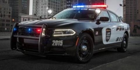 2016 Dodge Charger Police for sale at DODGE OF BURNSVILLE INC in Burnsville MN