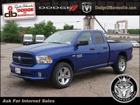2017 RAM Ram Pickup 1500 for sale in Burnsville, MN