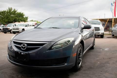 2011 Mazda MAZDA6 for sale in Grand Prairie TX