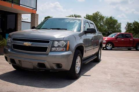 2009 Chevrolet Avalanche for sale in Grand Prairie, TX