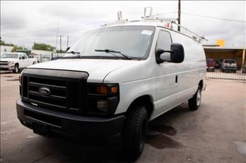 2009 Ford E-Series Cargo for sale in Grand Prairie TX