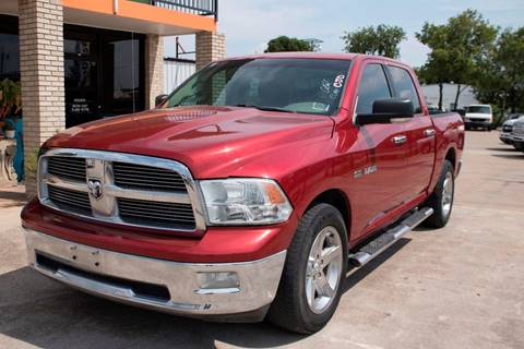 2010 Dodge Ram Pickup 1500 for sale in Grand Prairie TX