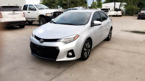 2015 Toyota Corolla for sale in Grand Prairie, TX
