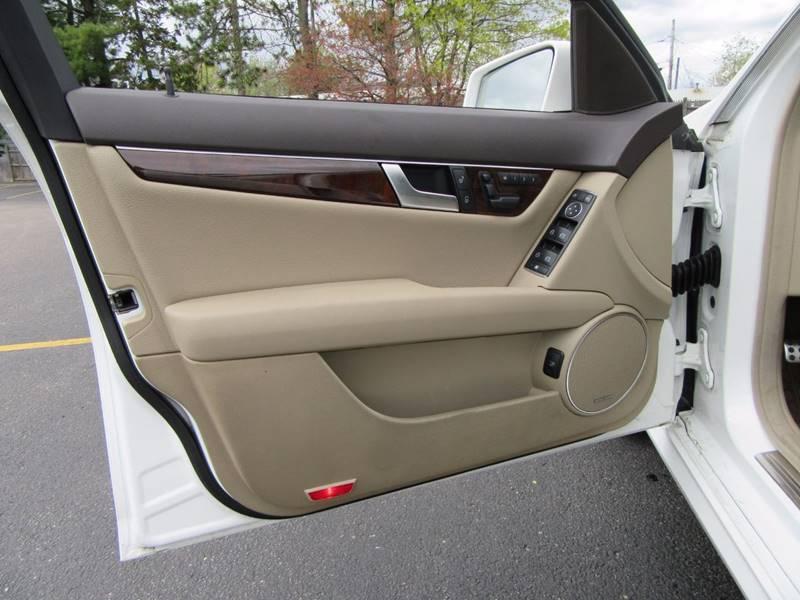 2014 Mercedes-Benz C-Class AWD C 300 Sport 4MATIC 4dr Sedan - Gilford NH