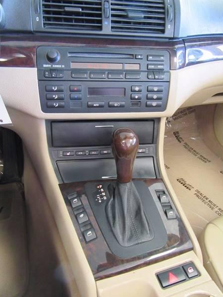 2004 BMW 3 Series 325Ci 2dr Convertible - Gilford NH