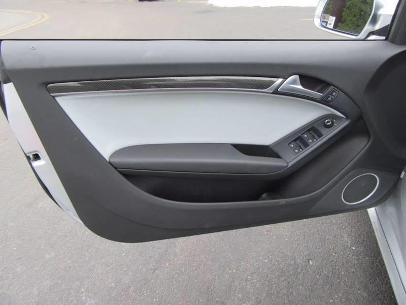 2011 Audi S5 AWD 3.0T quattro Premium Plus 2dr Convertible - Gilford NH