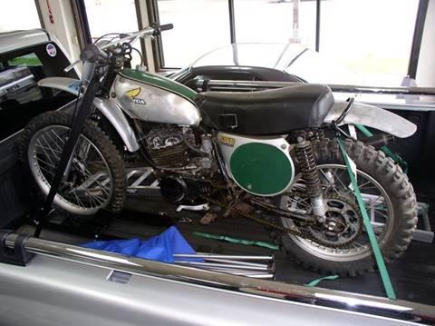 1974 Honda CR250M