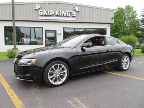 2014 Audi A5 for sale in Gilford, NH