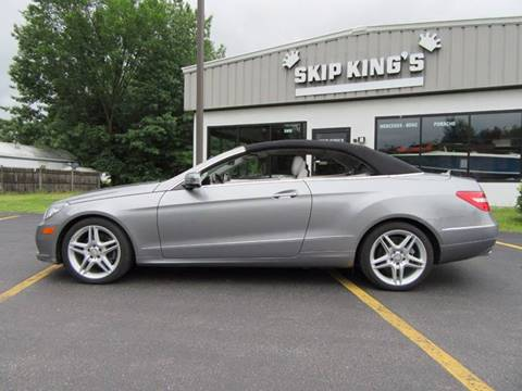 2011 Mercedes-Benz E-Class for sale in Gilford, NH