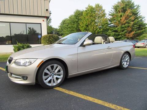 2013 BMW 3 Series for sale in Gilford, NH
