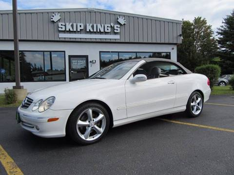 2005 Mercedes-Benz CLK for sale in Gilford, NH