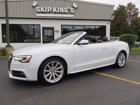 2015 Audi A5 for sale in Gilford, NH