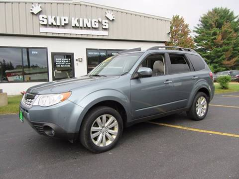 2013 Subaru Forester for sale in Gilford, NH