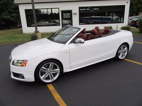 2012 Audi S5 for sale in Gilford, NH