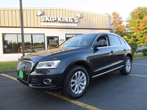 2014 Audi Q5 for sale in Gilford, NH