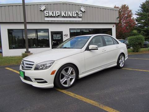 2011 Mercedes-Benz C-Class for sale in Gilford, NH