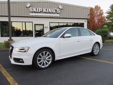 2014 Audi A4 for sale in Gilford, NH