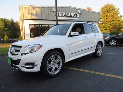 2015 Mercedes-Benz GLK for sale in Gilford, NH