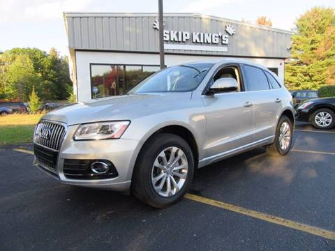 2016 Audi Q5 for sale in Gilford, NH