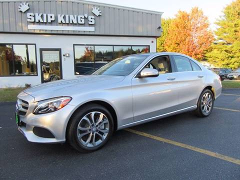 2015 Mercedes-Benz C-Class for sale in Gilford, NH