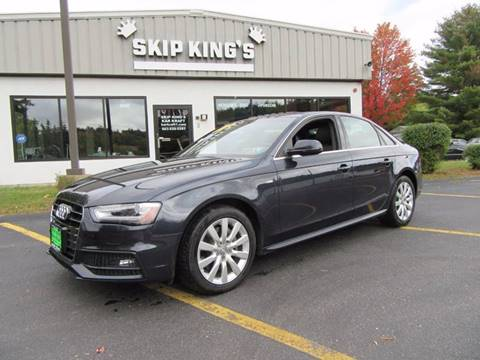 2015 Audi A4 for sale in Gilford, NH