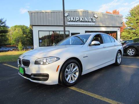 2014 BMW 5 Series for sale in Gilford, NH