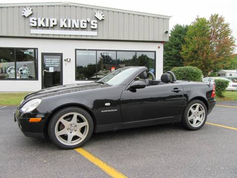 Mercedes Benz Slk For Sale In New Hampshire Carsforsale Com