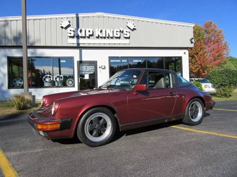 1985 Porsche 911 for sale in Gilford, NH