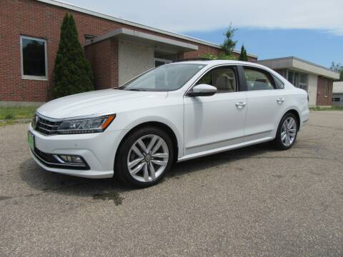2017 Volkswagen Passat for sale at Kar Kraft in Gilford NH
