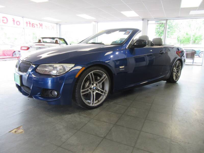 2013 BMW 3 Series 335is